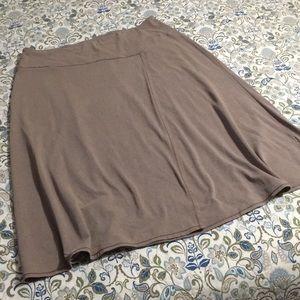 Patagonia Organic Cotton Wrap Skirt. Sz Lg